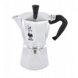 Cafetière pression Moka Express aluminium 3 tasses bialetti
