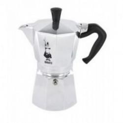 Cafetière pression Moka Express aluminium 6 tasses bialetti