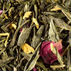 Thé vert parfumé thé des 2 Chinois vrac
