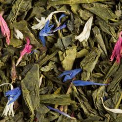 Thé vert parfumé L'Oriental vrac