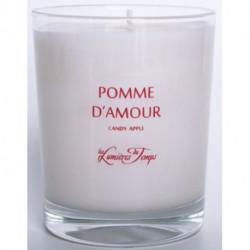 """Bougie parfumée 180g """"pomme d'amour"""""""