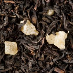 Thé noir parfumé Fruits de la Passion vrac