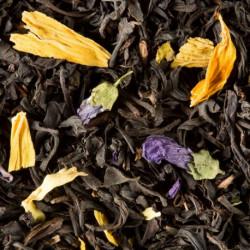 Thé noir parfumé mélange Mystérieux vrac