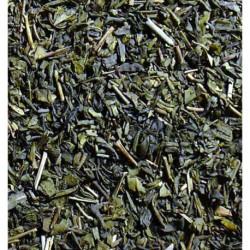 Thé vert parfumé Fleur de Méditerranée vrac