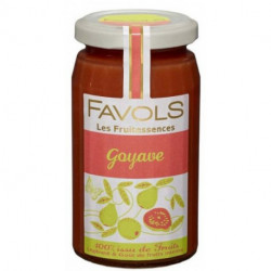 Fruitessence Favols goyave poids net 250g
