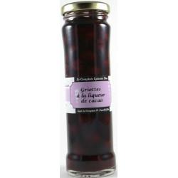 Griottes à la liqueur de cacao alcool:4,5% 21cl