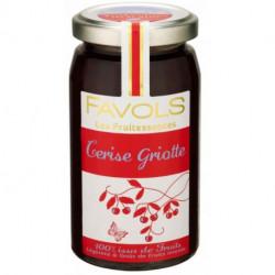 Fruitessence Favols cerise griotte poids net 250g