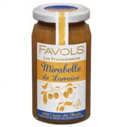 Fruitessence Favols mirabelle de Lorraine poids net 250g