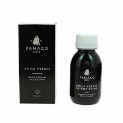 huile vernis flacon 100ml famaco