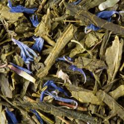 Thé vert parfumé calabria vrac (bergamote)