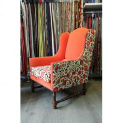 Réfection de fauteuils, canapés, têtes de lit...