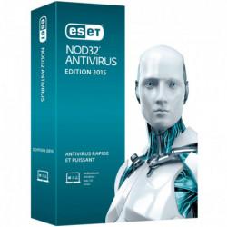 ESET NOD32 - Antivirus (1 an - 1 poste)