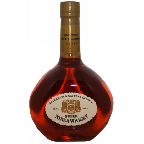 Super Nikka Whisky japonais