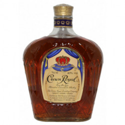 Crown Royal Whisky Canadien