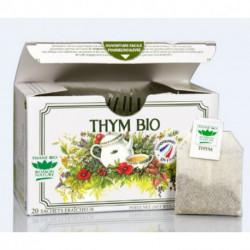 Tisane Thym biologique boite 20 sachets fraicheur Romon nature