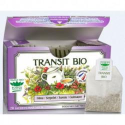 Tisane Transit biologique boite 20+4 sachets fraicheur Romon nature