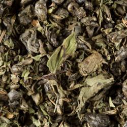 Thé vert parfumé à la menthe vrac