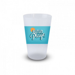 Eco-cup Autun Plage