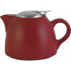 Théière avec filtre BARCELONA Rouge 0,9 litre LA CAFETIERE®