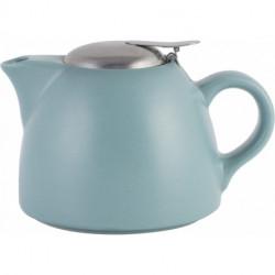 Théière avec filtre BARCELONA Bleue 0,9 litre LA CAFETIERE®