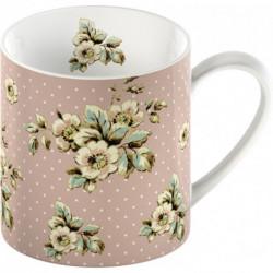 Mug Rose Cottage Flower Porcelaine Katie Alice