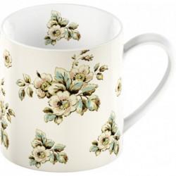 Mug Crème Cottage Flower Porcelaine Katie Alice