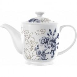 Théière Palmers Silk Porcelaine