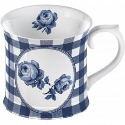 Mug Vintage Indigo Porcelaine Katie Alice