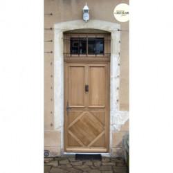 Porte d'entrée Buissonnet