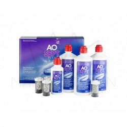 AOSEPT PLUS EcoPack 3x360ml+120ml