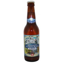 Blanche du Mont-Blanc Bière artisanale