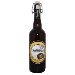 Jovi'Ale bière dorée bio artisanale L'Audacieuse