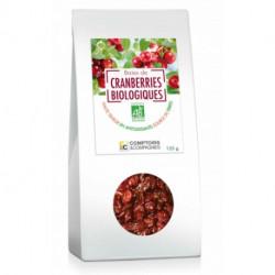 Cranberries biologiques sachet 125g