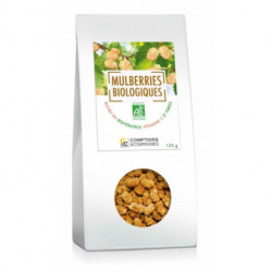 Mulberries biologiques sachet 125g