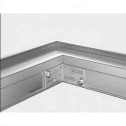 Equerre pour lambourde Aluminium EVO
