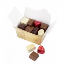 Ballotin 250 g de chocolats assortis chocolat Autun
