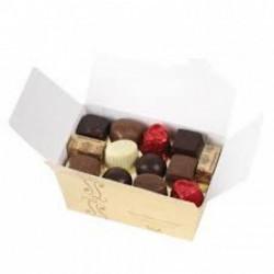 Ballotin 375g de chocolats assortis Autun