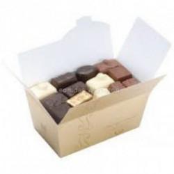 Ballotin 1kg de chocolats assortis Autun