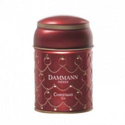 Thé noir parfumé Christmas Tea boite 100g Dammann