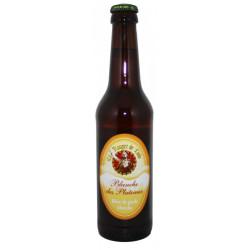 Blanche des plateaux bière artisanale Brasserie Rouget de Lisle