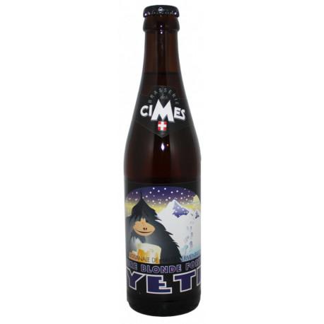 Yeti Bière Blonde artisanale