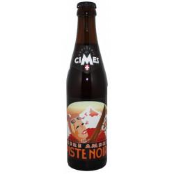 Piste Noire Bière Ambrée artisanale