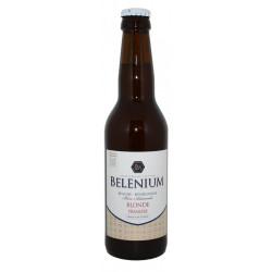 Bière artisanale Belenium Blonde Première