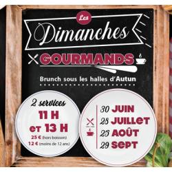 Les Dimanches Gourmands Hôtel du Commerce