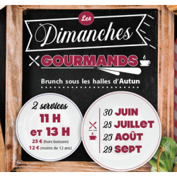 Les Dimanches Gourmands - Les Ursulines 29 Septembre