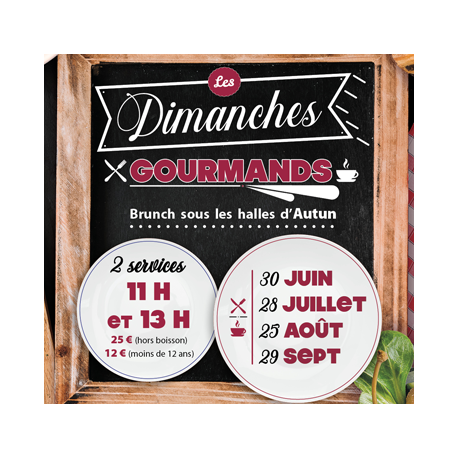 Les Dimanches Gourmands - Les Ursulines 29 Septembre