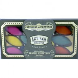 Calissons de Provence Tutti Frutti coffret 140g